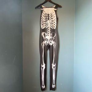 Skeleton Bodysuit (Halloween Horror enthusiasts!)
